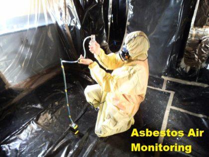 The Importance of Asbestos Air Monitoring